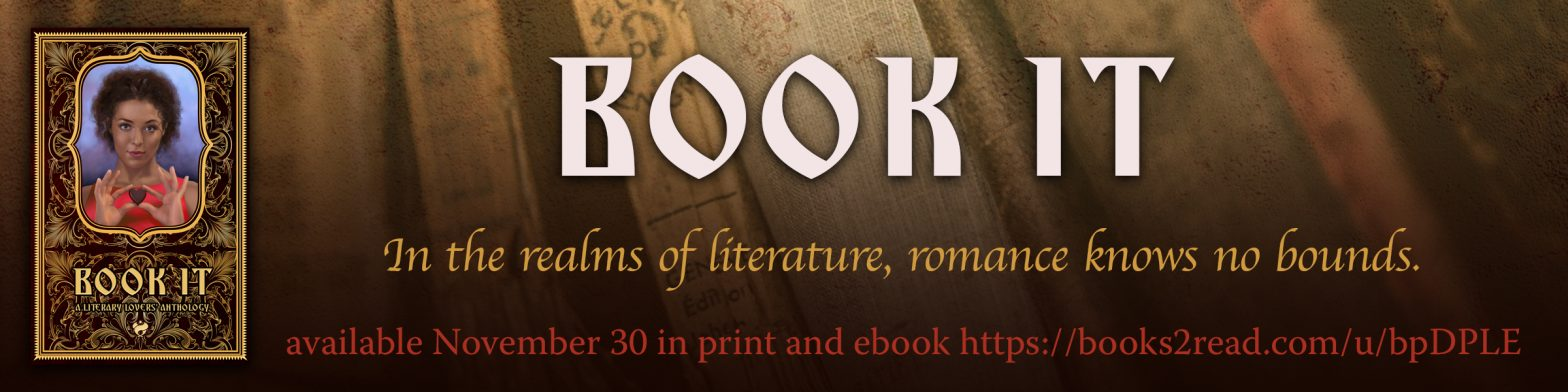 Book blitz! Book It A Literary Lover's Anthology