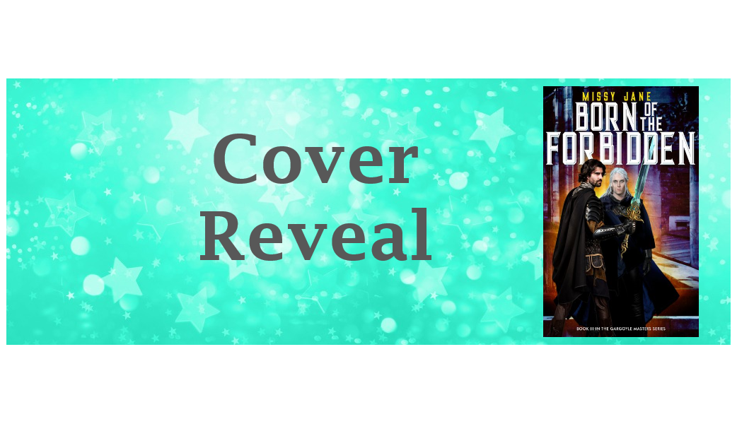 Born of the Forbidden by Missy Jane – Cover reveal!