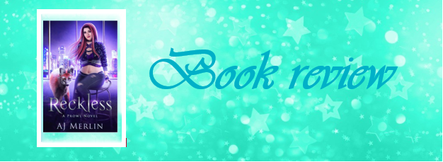 Reckless by A.J. Merlin – Book review