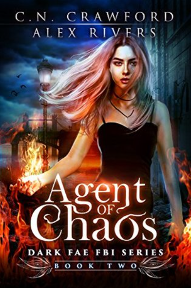 Agent of Chaos by C.N. Crawford and Alex Rivers – Book review