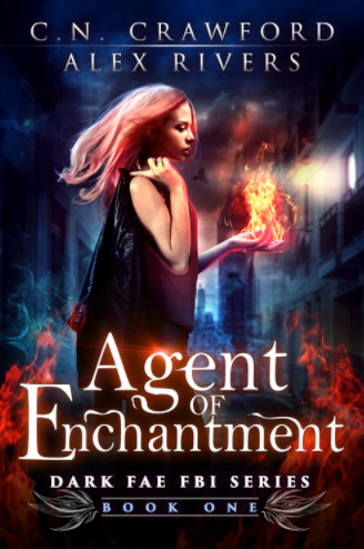 Agent of Enchantment by C.N. Crawford and Alex Rivers – Book review