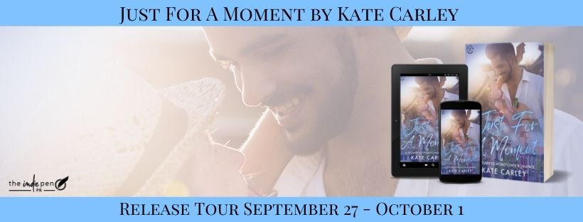 Just For A Moment by Kate Carley – Book review